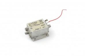 Amplifier Rf A66-1 G=28.8db NF=2.5db
