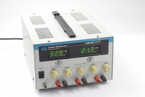 Global 1302B Triple output, two 0-32V @ 2A and one 4-6VDC power supply #4