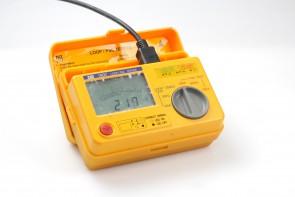 TES-1800 230V Digital LOOP/PSC Tester Meter Loop Impedance 20/200/2000
