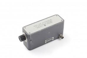 HP 355C VHF RF Step Attenuator Dc-1000MHz 0.5W #6
