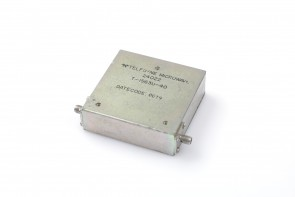 TELEDYNE MICROWAVE T-1S63U-40 ISOLATOR 1.0-2.0GHz