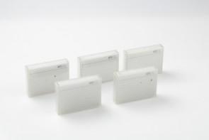 Lot of 5 DDS2 Digital Data Storage Tapes Unbranded Japan