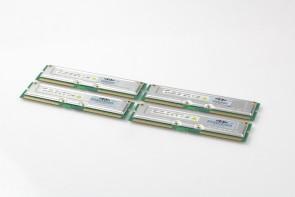 4x512MB (2GB total) RDRAM Rambus Samsung  H 512MB/16 MR16R162GDF0-CM8 800-40