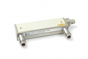 AGILENT HP 8494B ATTENUATOR 0 to 11dB DC to 18GHz opt:001 #2