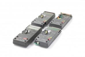 lot of 4 Fluke 77 Digital Multi Meter for parts