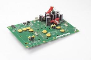comtech rft-500 40watt pwr supply lower board