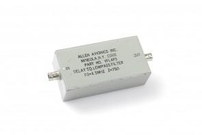 Allen Avionics FC=4.5 MHz low pass Video filters VFL4P5 Z=75ohms