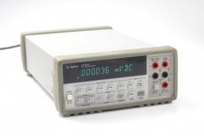 HP/Agilent 34401A 6 1/2 Digit Digital Multimeter #10