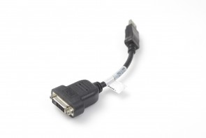 LOT OF 5 HP 481409-002 DisplayPort DP to DVI-D Compact Cable Adapter for HP Z Workstation