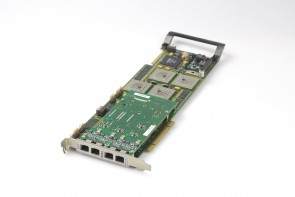 Blue Wave Systems PCI/C6400-4D-16-SC w/NPMC 4E1-120-1-F V2.1 Daughter Board #1