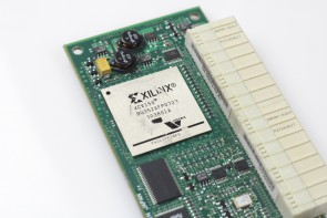 lot of 4 xilinx XCV150-BG352afp0337 for chip recovery