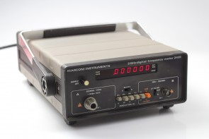 Marconi 2435 2 GHz Digital Frequency Meter 2435 #10