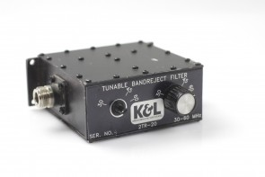 k&l 2tr-20 tunable bandreject filter 30-60 mhz working #5