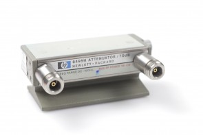 Agilent 8495H Programmable Step Attenuator, 18 GHz, 0-70 dB opt:001