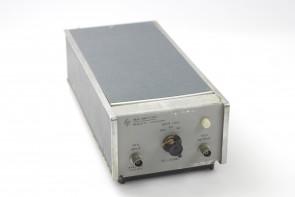 HP 461A 50-Ohm 20 & 40 DB Amplifier 1KC-150MC