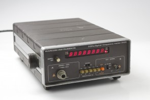 Marconi 2435 2 GHz Digital Frequency Meter 2435 #12
