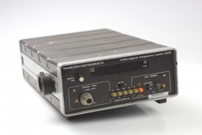 Marconi 2435 2 GHz Digital Frequency Meter 2435 #13