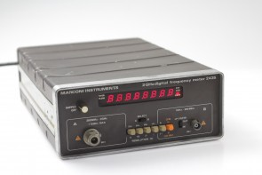 Marconi 2435 2 GHz Digital Frequency Meter 2435 #8