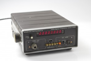 Marconi 2435 2 GHz Digital Frequency Meter 2435 #9