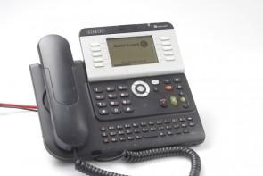 Alcatel-Lucent IP Touch 4038 Urban Grey Business Phone W\PSU#2