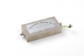communication solutions rf amplifier  cs00221-01